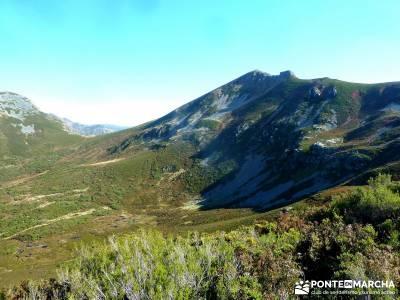 Ancares lucenses; viaje Puente noviembre; senderismo y montaña senderos madrid